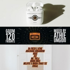 Dj Athie - GqomFridays Mix Vol.120
